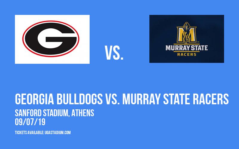 PARKING: Georgia Bulldogs vs. Murray State Racers at Sanford Stadium