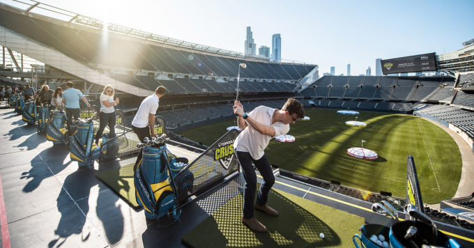Topgolf Live (Multiple Dates and Times) at Sanford Stadium