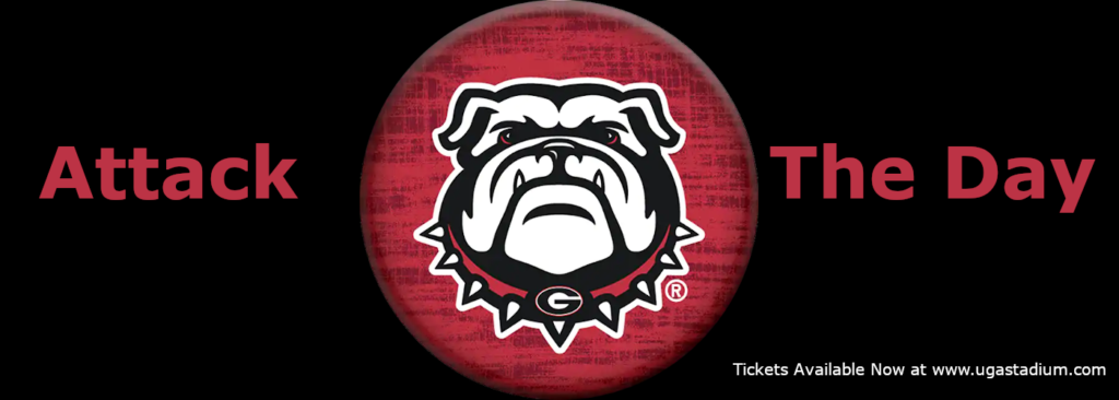 Georgia Bulldogs Sanford Stadium